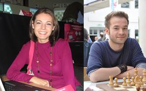 Ljilja Drljevic and Ilja Zaragatski