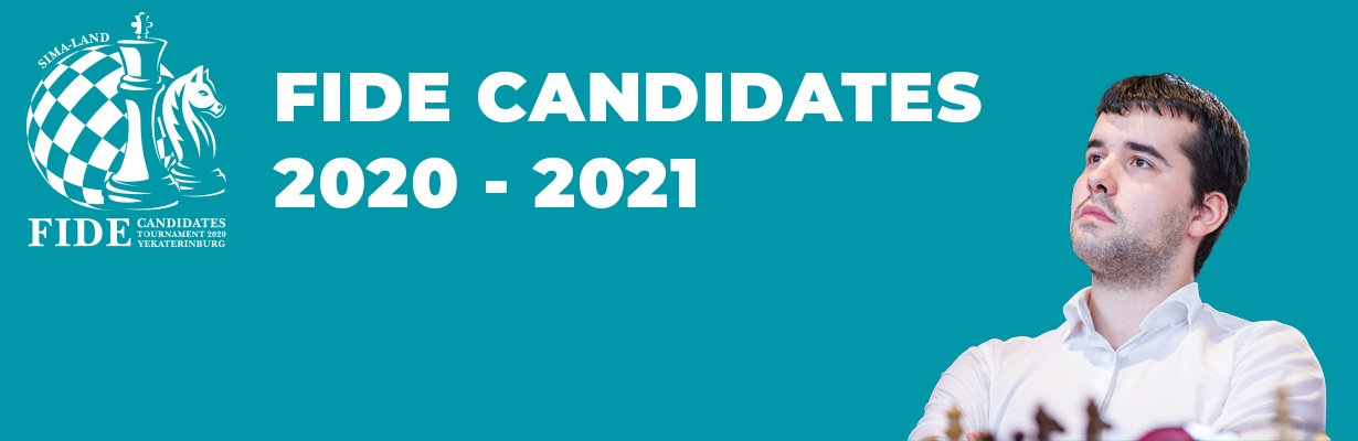 FIDE Candidates 2020-2021